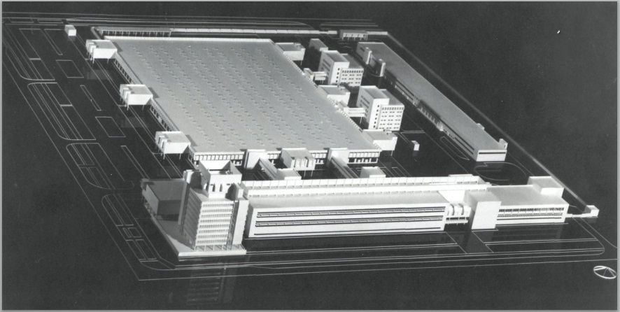 A model of Salut JSC